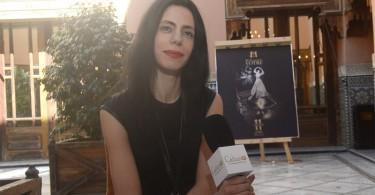 #Caftan2015 : Interview avec Amal Belcaid, Styliste
