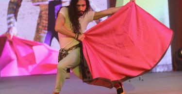 #Caftan2015: Interview avec Utku Bal, danseur