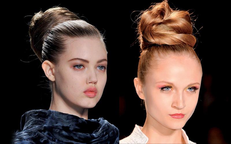 les coiffures de la rentrée : Bun revisité