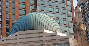 Cherche mari à la mosquée de New York