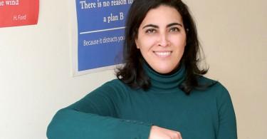 Fatim-Zahra Biaz, connecting people