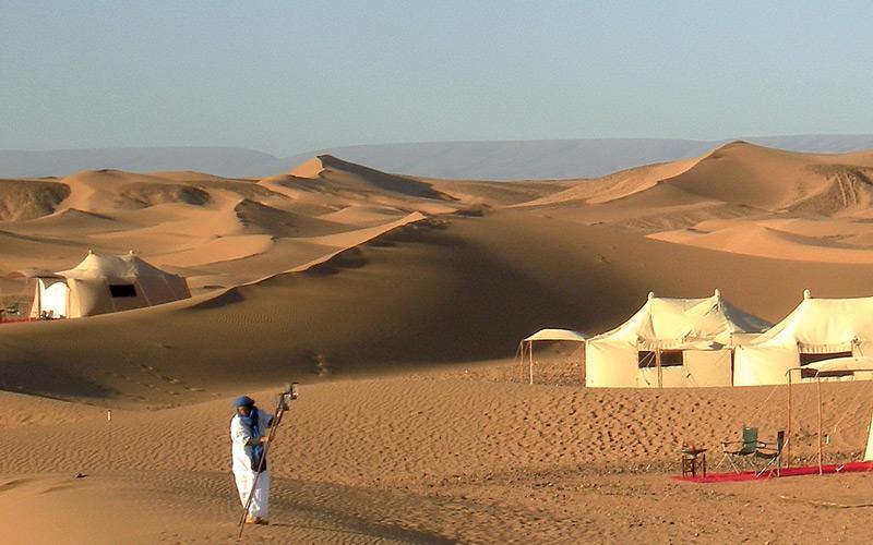 Dar Azawad, l'appel du désert