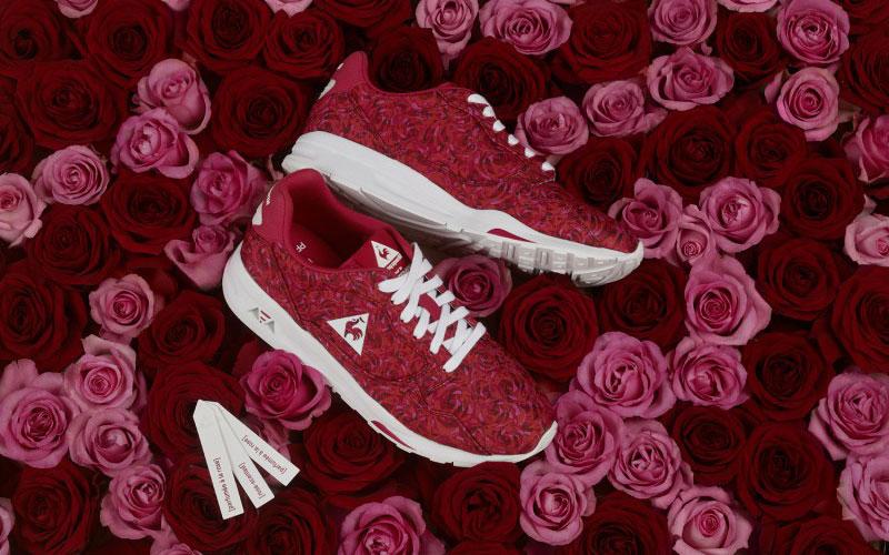 bdefd62fb550 Les Sneakers fleuries qui sentent la rose – femmesdumaroc