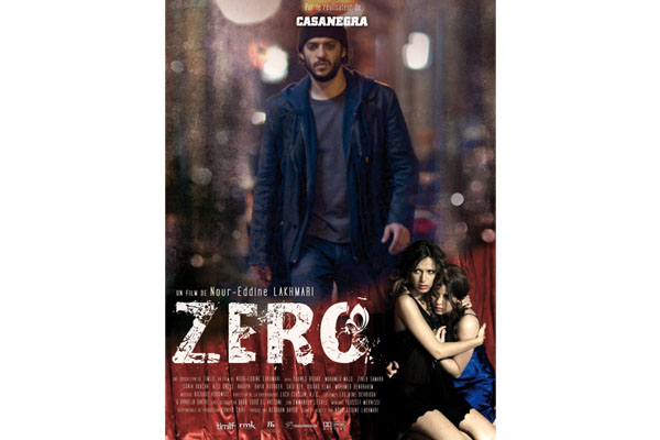 film zero de noureddine lakhmari