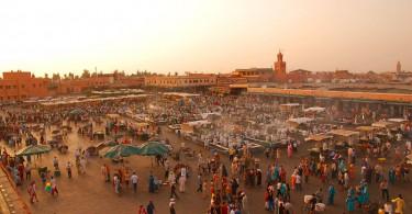 Marrakech élue meilleure destination touristique au monde