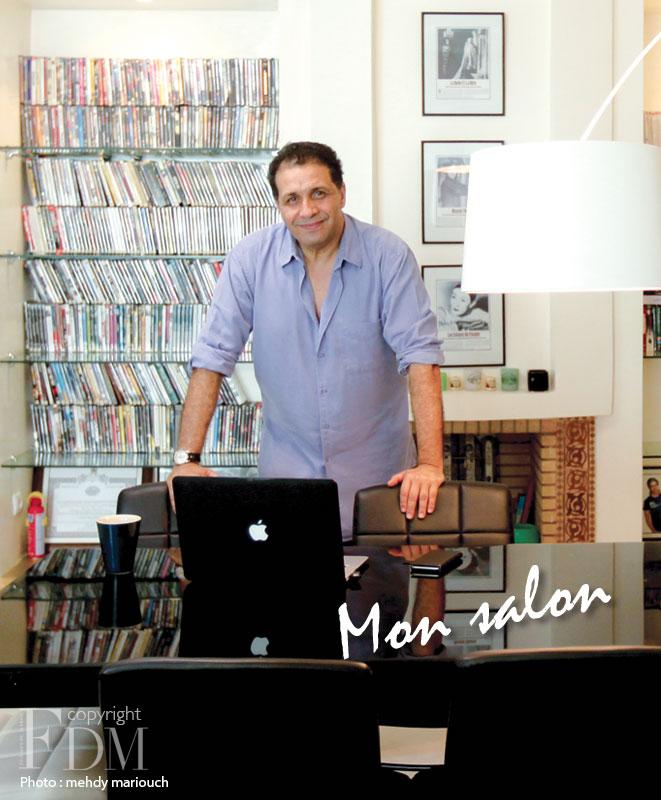 Mon coin préféré : Nour-Eddine Lakhmari, réalisateur