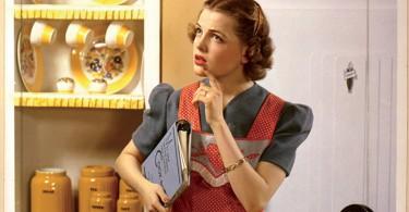 Femme au foyer : un job qui a la cote !