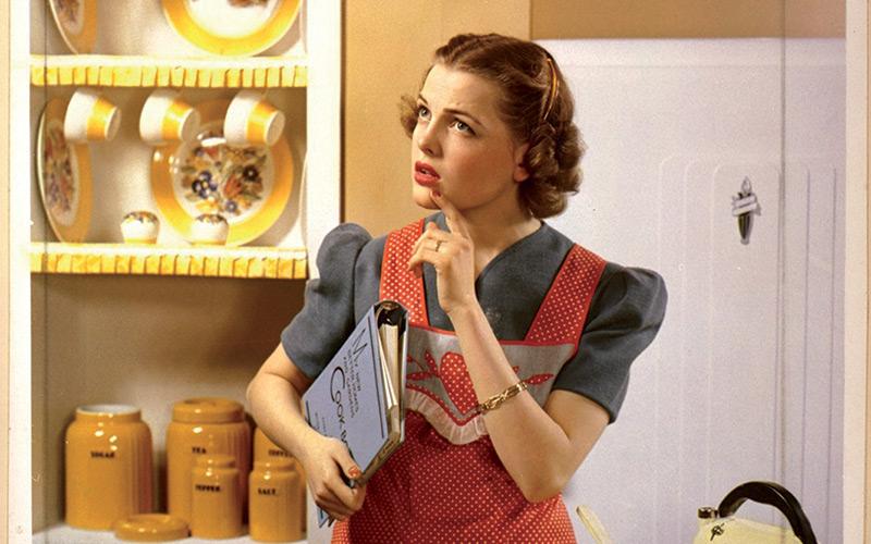 Femme au foyer un job qui a la cote femmesdumaroc for Femme au foyer 1950