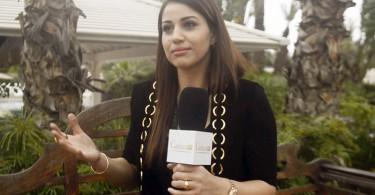 #Caftan2015 : Interview avec Nabila chihab, Styliste