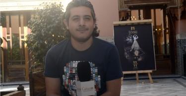 #Caftan2015 : Interview avec Kacem Sahl, Styliste