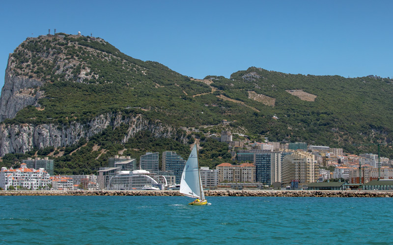 Gibraltar, le rocher multi-facettes