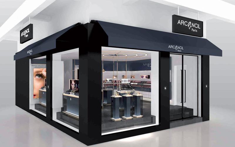 arcancil paris ouvre sa premi re boutique au maroc femmesdumaroc. Black Bedroom Furniture Sets. Home Design Ideas