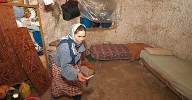 Ces femmes qui vivent dans des grottes…
