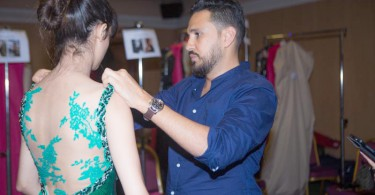 #Caftan2015 : Interview avec Antoine El Kareh, Styliste