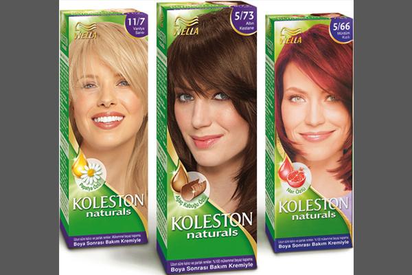 Couleur cheveux koleston
