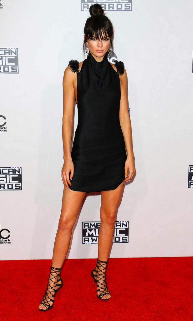 Kendall Jenner s'est inspirée de Bai Ling