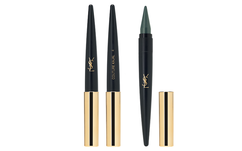 Couture Kajal N4 Vert Anglais, Yves Saint Laurent.
