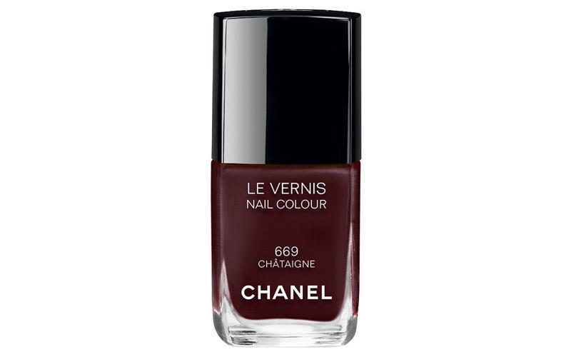 Le Vernis 669 Châtaigne, Chanel.