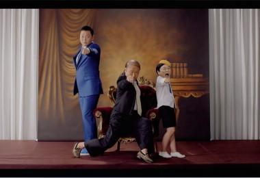 «Daddy»: le nouveau clip déjanté de PSY