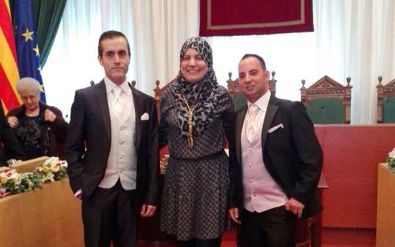 Rencontre femme musulmane espagne