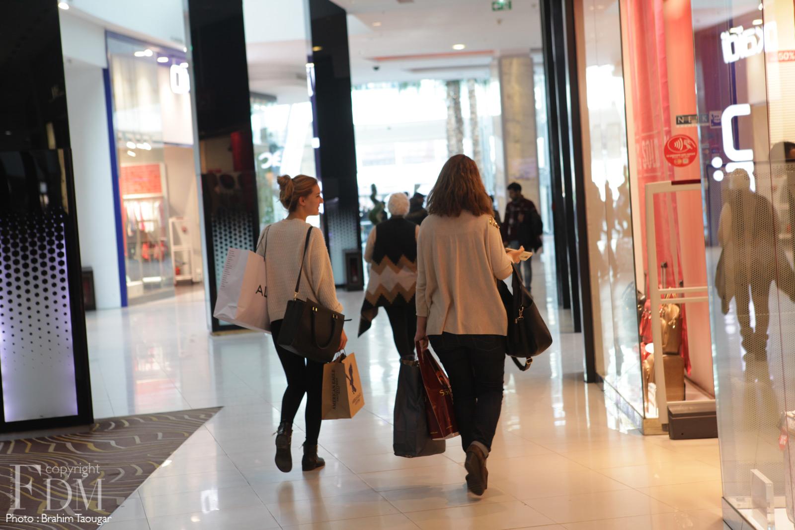 Soldes d hiver au morocco mall c est parti femmesdumaroc - Fin des soldes d hiver ...