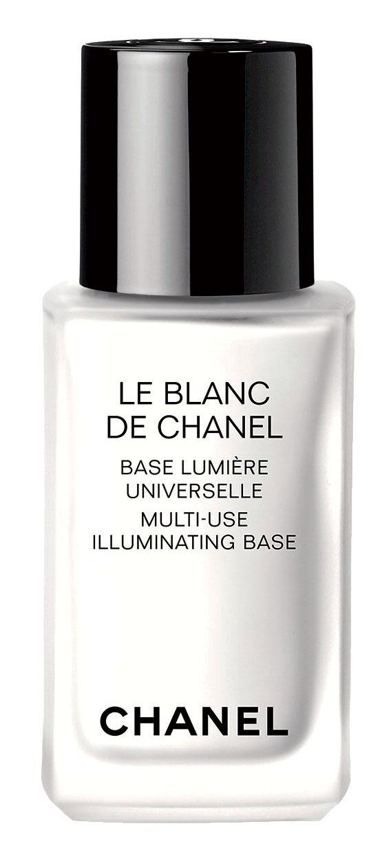 Le-Blanc-de-Chanel,-Base-Lumière-Universelle,-Chanel
