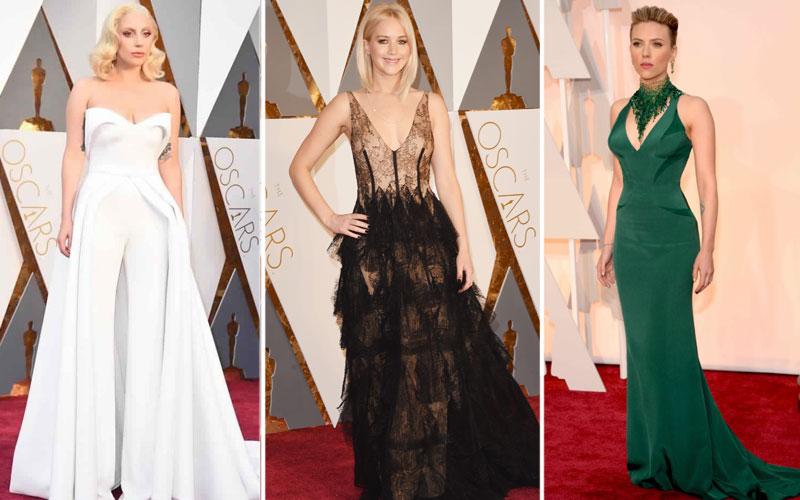 Les plus belles robes 2016