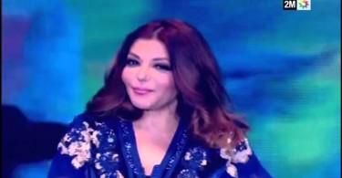 Caftan 2016 : La performance de Samira Said