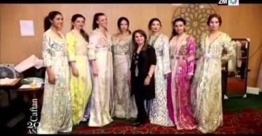 Marrakech : les mannequins vous présentent Caftan