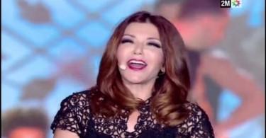 «Mazal» de Samira Said à Caftan 2016