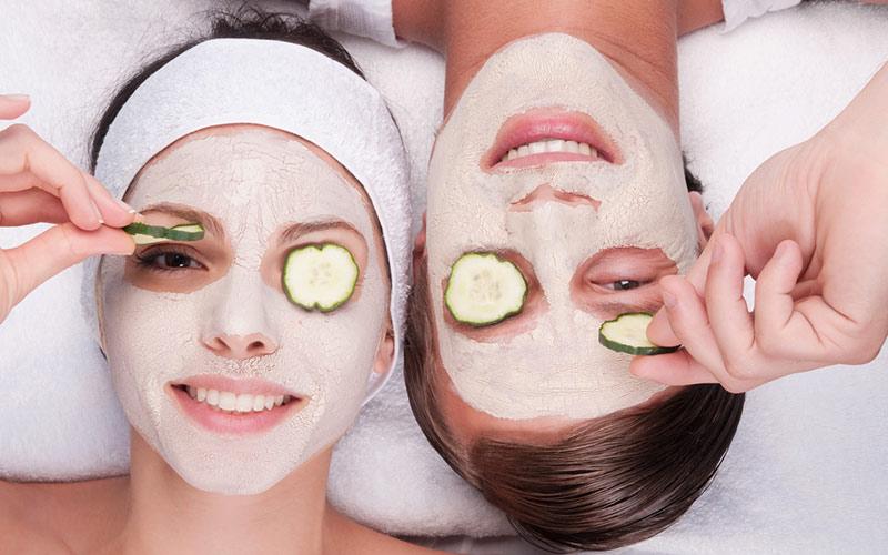 masque de traitement pour le visage