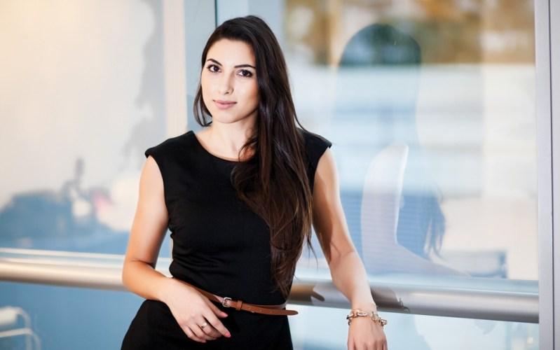 المغربية نادين حنفي من ضمن 50 شخصية عربية الاكثر تأثيرا حول العالم حسب المجلة البريطانية The Middle East