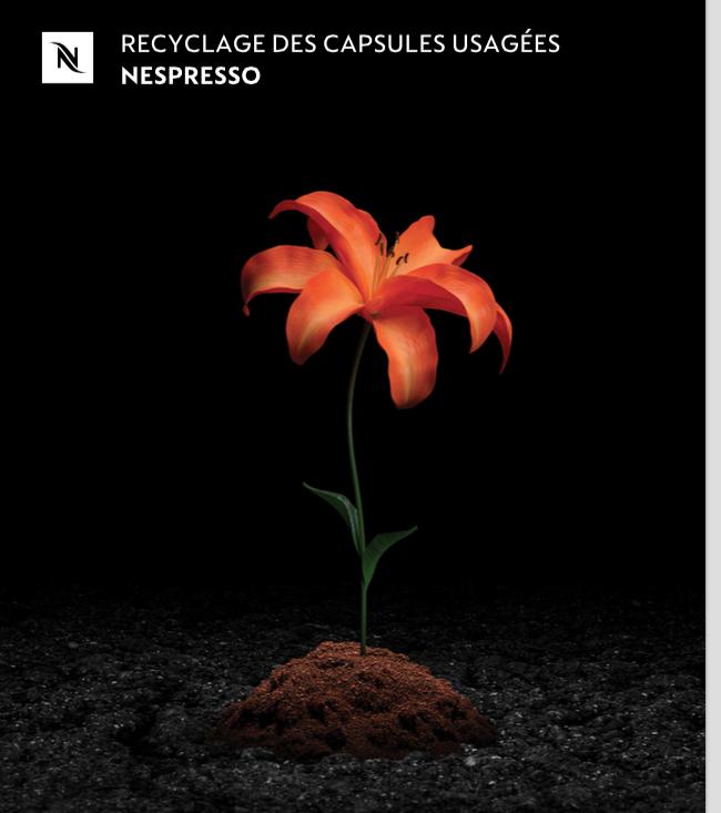 nespresso recycle ses capsules de caf au maroc femmesdumaroc. Black Bedroom Furniture Sets. Home Design Ideas