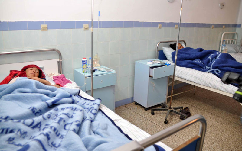 Bousculade à Sidi Boulaalam : Quinze morts et cinq blessés
