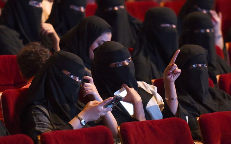 Réouverture des salles de cinéma — Arabie saoudite