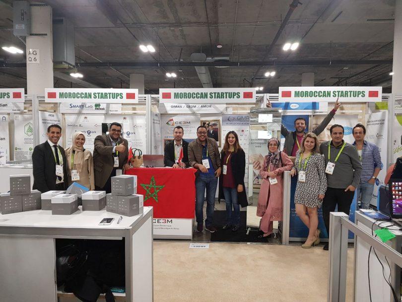 L' « analyseur portable d'huile d'olive » by Ilham Bouzida au CES de Las Vegas