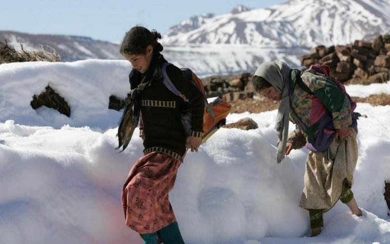 900 écoles fermées dans le Royaume suite à la vague de froid