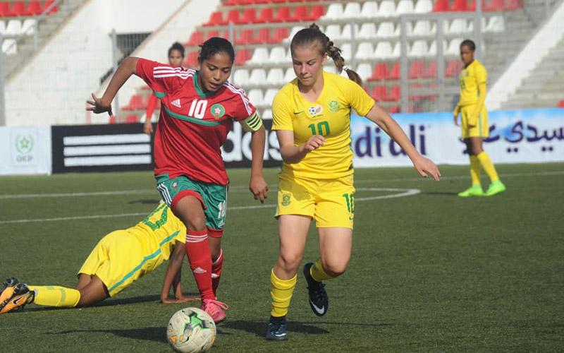 Le football féminin en Afrique, vers un engagement intense