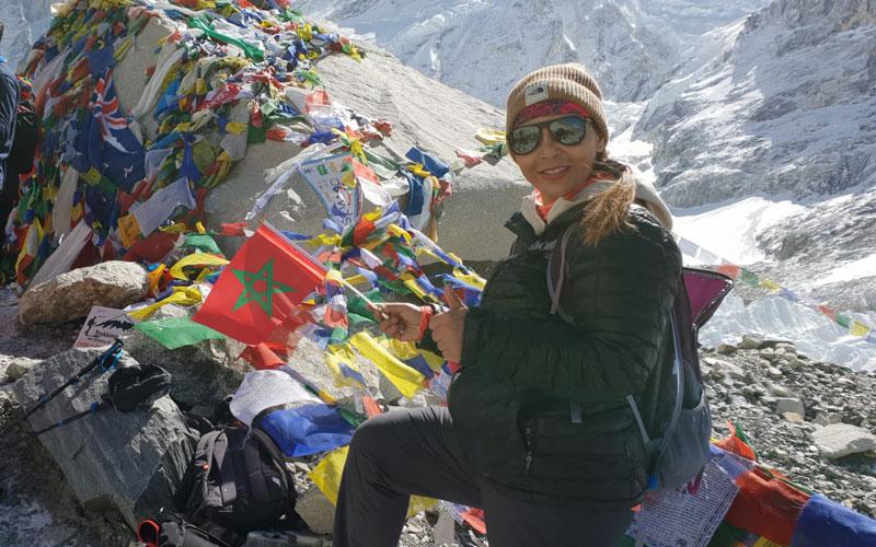 Camp de base de l'Everest : trek réussi pour 14 Marocains dont 11 femmes !