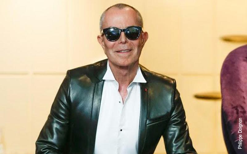 Le roi du cuir, Jean-Claude Jitrois, invité d'honneur du Casa Fashion Show