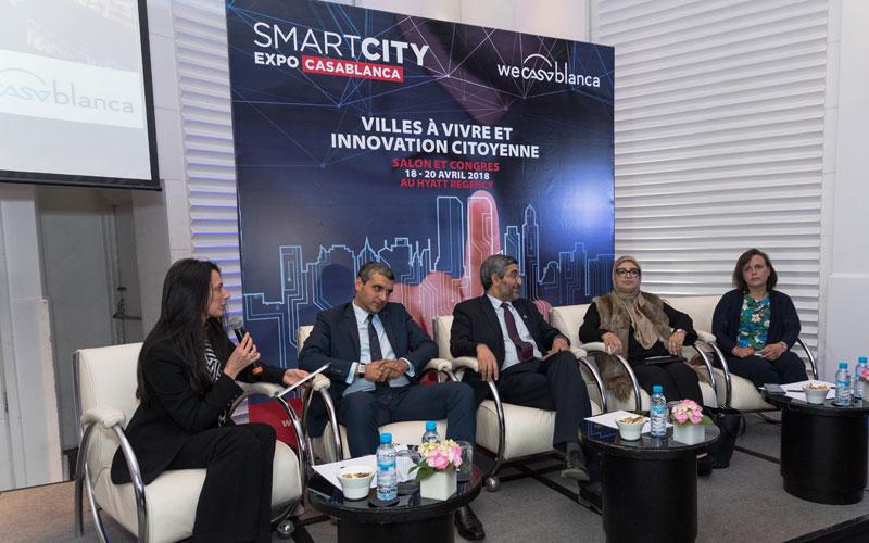 Smart City Expo Casablanca ouvre ses portes demain