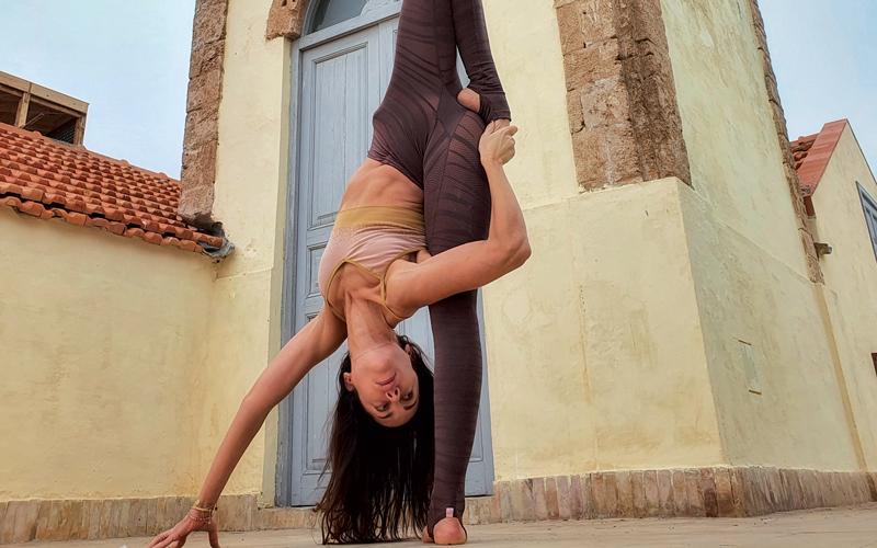 Yoga is home with Kenza Mekouar