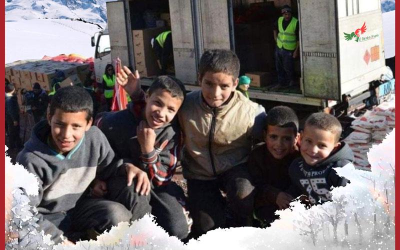 La caravane «Confort pour tous» dans la région de Midelt