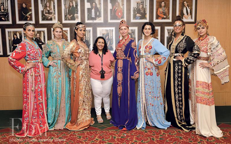Halima Chami : Parfaites fusions (spécial Caftan 2019)