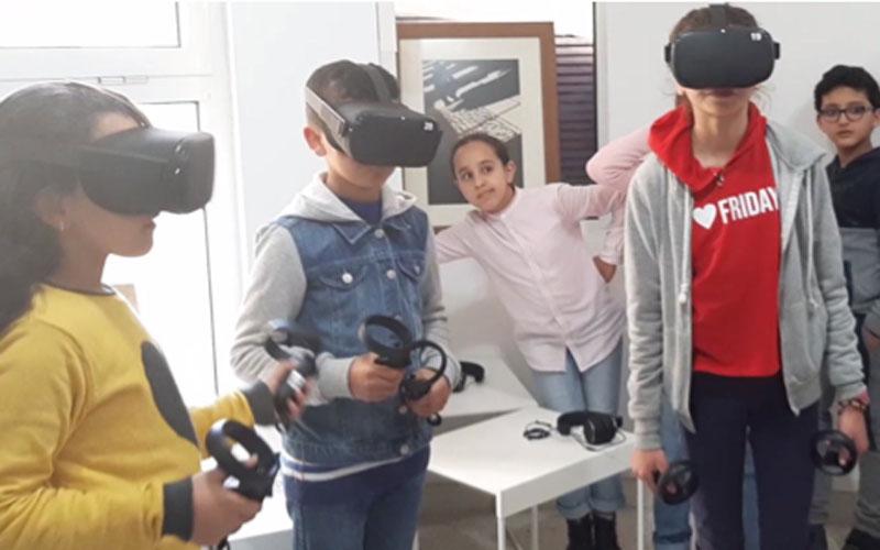 Micro-folie, un nouveau lieu culturel à Meknès