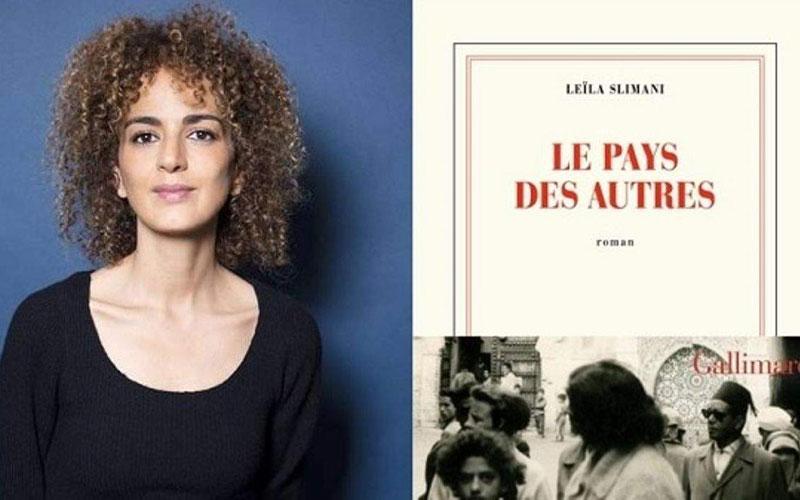 «Le pays des autres» de Leila Slimani  une fresque familiale