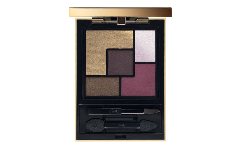Couture Palette Metal Clash, Yves Saint Laurent.
