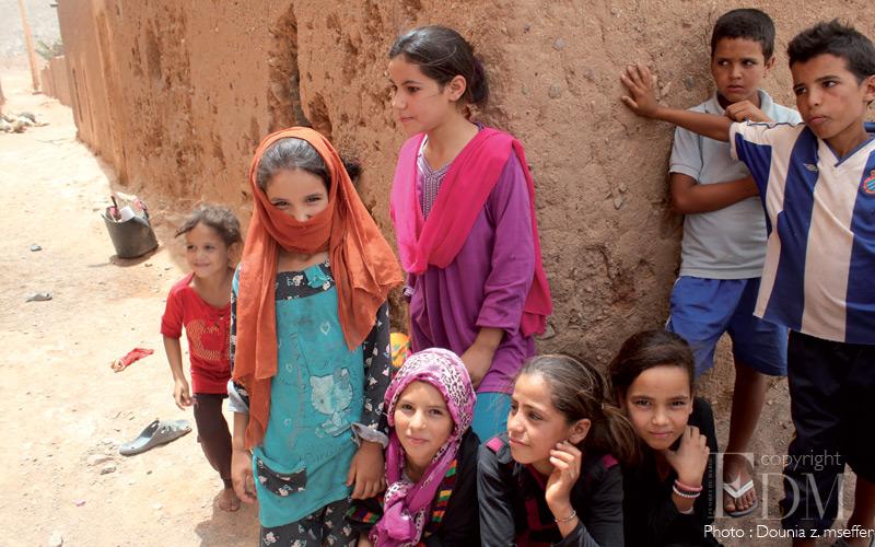 Voyage randonnée au Maroc : Rencontres Berbères - Terres Oubliées