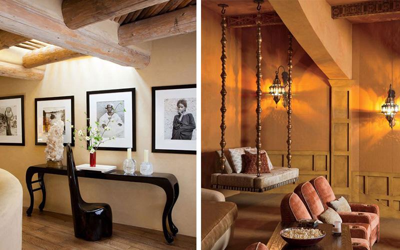 Diaporama Une Deco Tres Marocaine Dans La Maison De Will Smith En Californie Femmesdumaroc