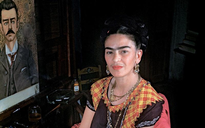 Frida Kahlo Icone De La Peinture Mexicaine Femmesdumaroc